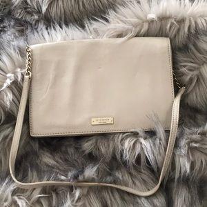 Cream Kate spade ♠️ shoulder bag